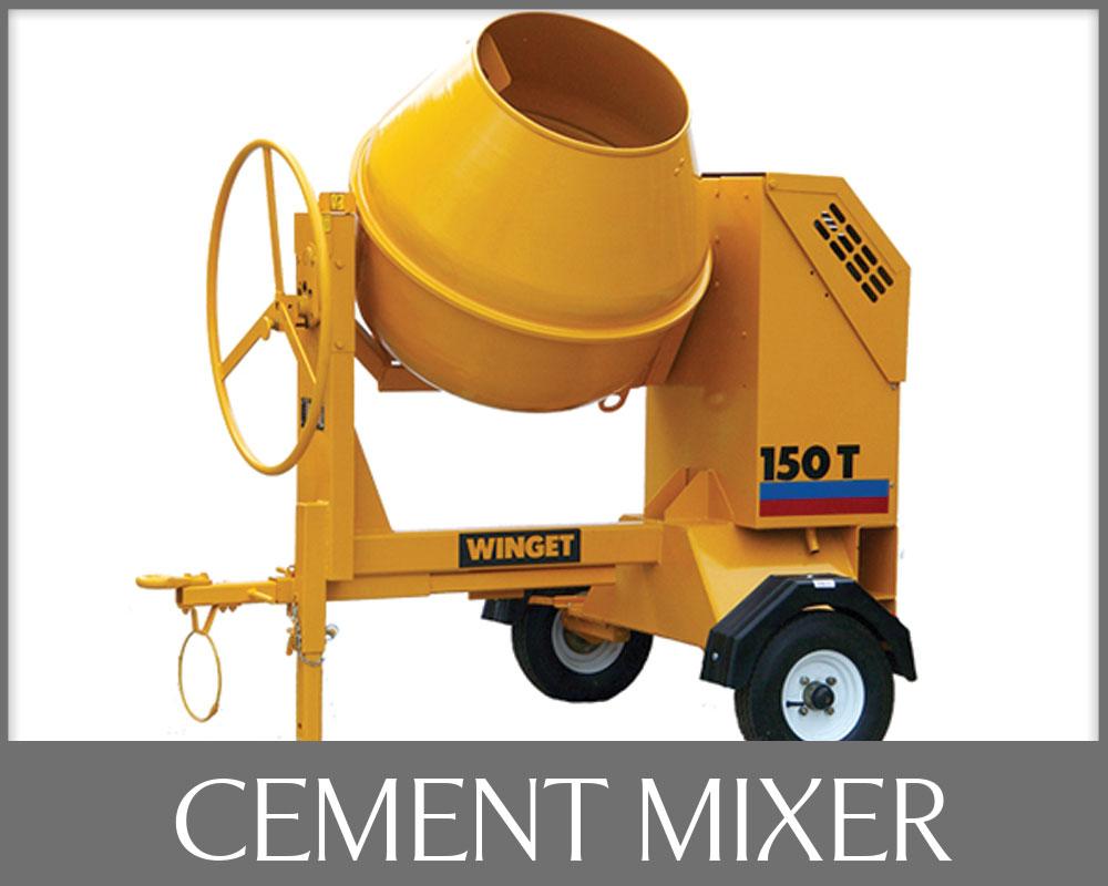 HCL-Rental-Cement-Mixer
