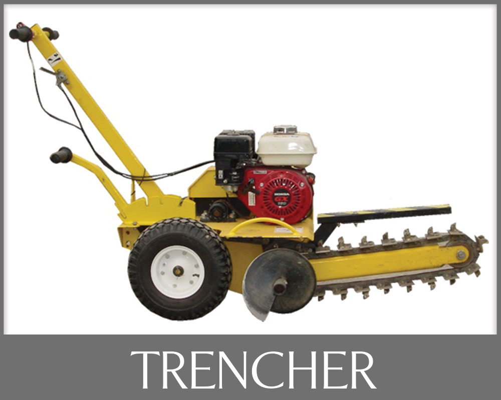 HCL-Rental-Trench-Digger