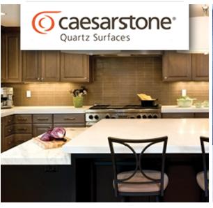 Caesarstone Quartz Coutertop Material