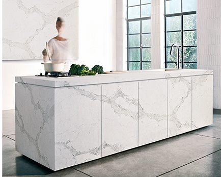 Ceasar Stone Counter Top Material
