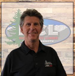 Owner of HCL - Steve Joseph