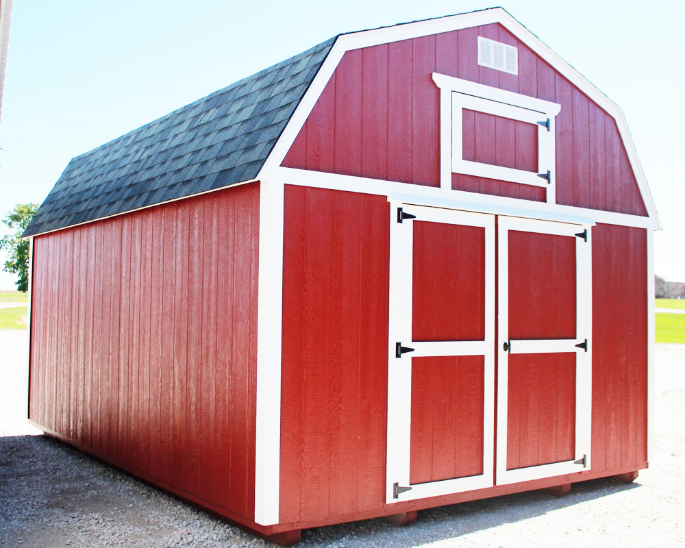 Custom and Pre-Manufactured Sheds