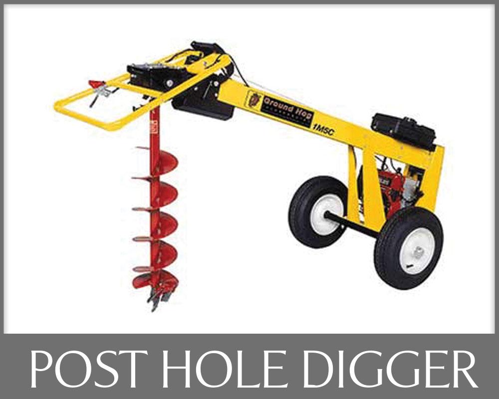 Post Hole Digger